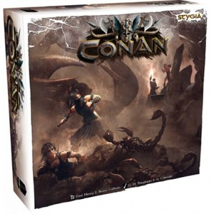 Conan : extension Stygie