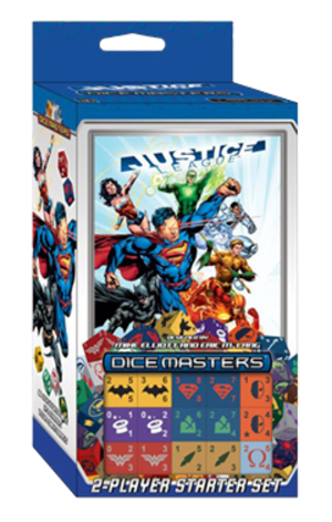 Dicemasters Justice League