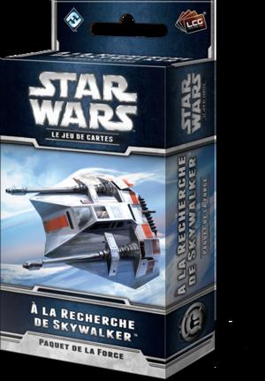 Star Wars - le jeu de cartes : À la Recherche de Skywalker