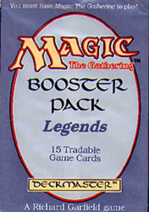 Magic the Gathering : Legends