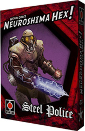 Neuroshima Hex ! : Steel Police