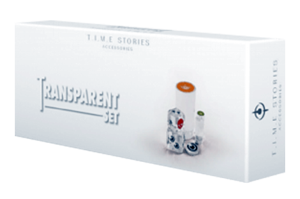 T.I.M.E Stories - Transparent Set