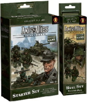 Axis & Allies Miniatures : Basic Set