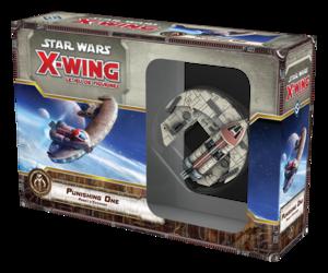 Star Wars - X-Wing : Punishing One