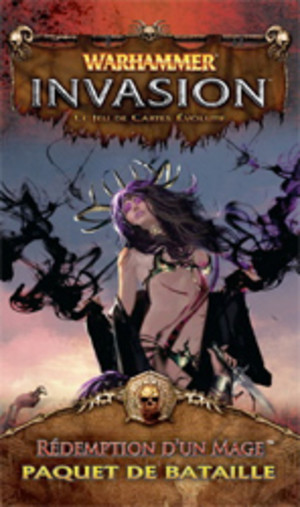 Warhammer - Invasion : Rédemption d'un Mage
