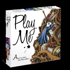 Play Me : Alice au pays Dés-Merveilles