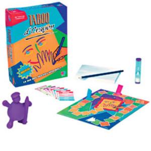 Taboo d'Crayon