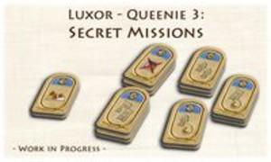 Luxor Queenie 3: Secret Missions