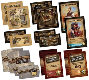 Saloon Tycoon - The Boomtown Expansions