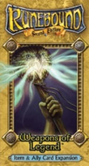 Runebound : Weapons of Legend