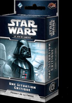 Star Wars - le jeu de cartes : Une Situation Critique