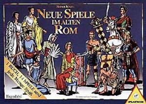 Neue Spielen im alten Rom