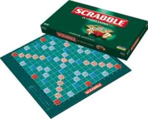Scrabble In Lingua Latina
