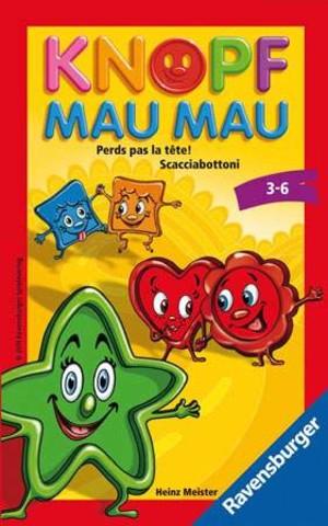 Knopf Mau Mau
