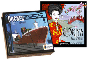 Okiya et Docker sont enfin là