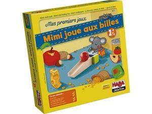 Mimi joue aux billes