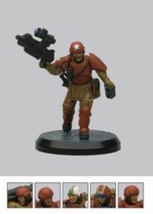 AT-43 : Unit Box Spetsnatz Commando