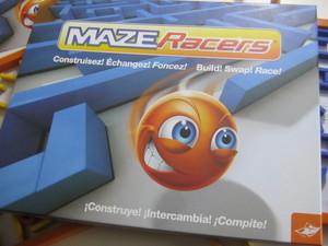 [Histoire & Jeux] Maze Racers et les labyrinthes