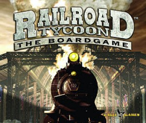 Railroad Tycoon : The Boardgame