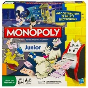 Monopoly Junior - Electronique