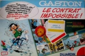 Gaston le contrat impossible!