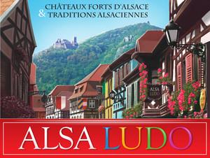 Alsa Ludo - Châteaux forts d'Alsace & Traditions alsaciennes