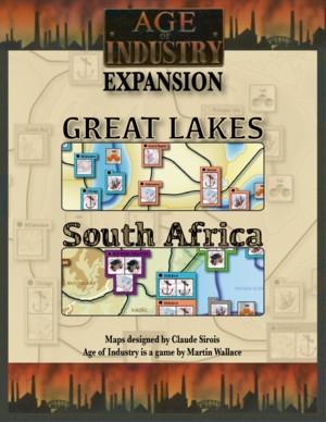 Age of Industry : Grands Lacs et Afrique du Sud