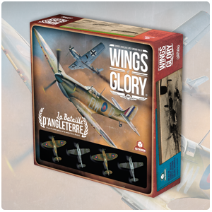 Wings of Glory : la Bataille d'Angleterre
