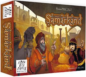Le Marché de Samarkand