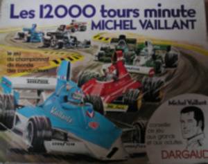 12000 Tours Minute - Michel Vaillant