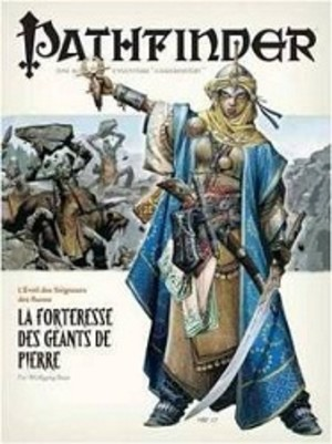 Pathfinder : 04. La Forteresse des Géants de Pierre