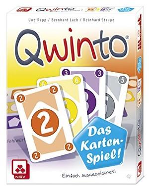 Qwinto Das Kartenspiel