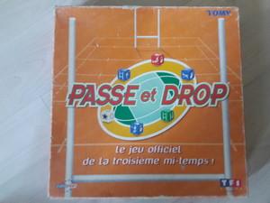 Passe et Drop