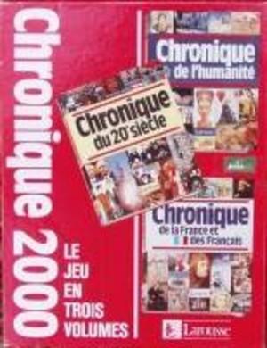 Chronique 2000