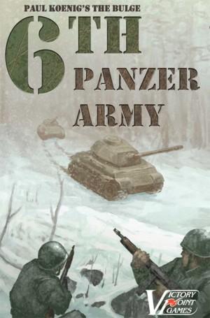 Paul Koenig's The Bulge 6th Panzer Army