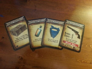 Shadows of Brimstone - Cartes Promos