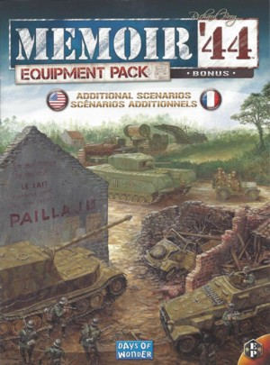 Mémoire 44: Equipment Pack- Scénarios Additionnels