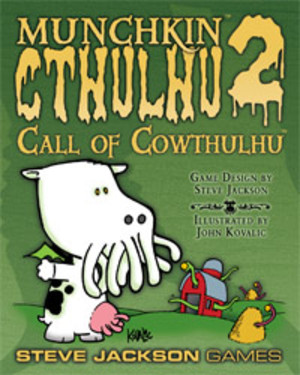 Munchkin Cthulhu 2 : Call of Cowthulhu