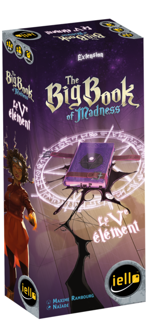 Big Book of Madness : Le Vème Element