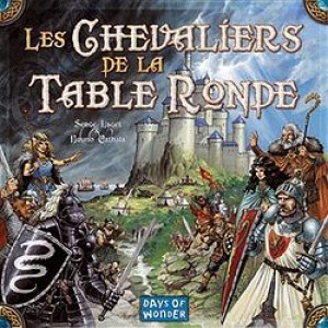 Les chevaliers de la table ronde r gles du jeu un jeu for Bonbon la table ronde