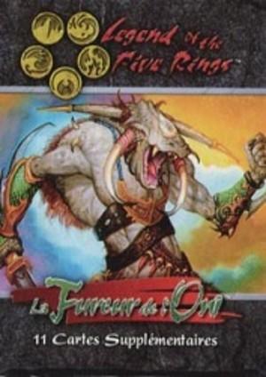 Legend of the Five Rings (JdC) : La Fureur de l'Oni