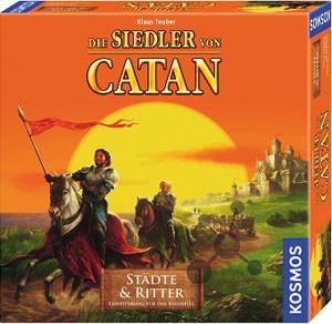 Die Siedler Von Catan Städte und Ritter