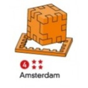 Happy Cube - Niveau 4 - Orange
