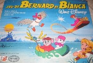 Le jeu de Bernard et Bianca