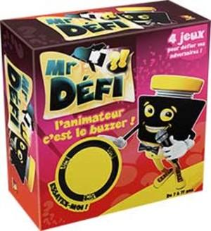 Mr Defi