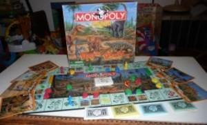 Monopoly Junior - Dig'n Dinos