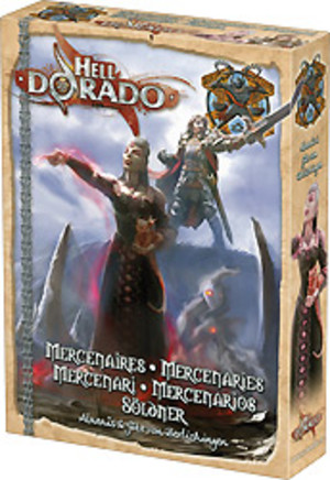 Hell Dorado : Alazaïs et Götz
