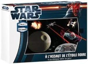 Star wars a l 39 assaut de l 39 toile noire star wars a l 39 assaut d - L etoile noire star wars ...