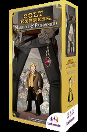 Colt Express : Marshal & Prisonniers