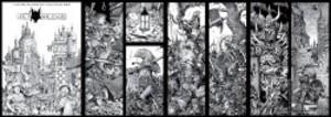 Loup Solitaire : écran du meneur